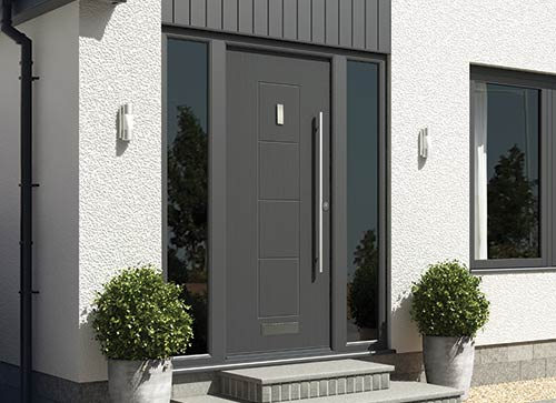 composite door repsray cost