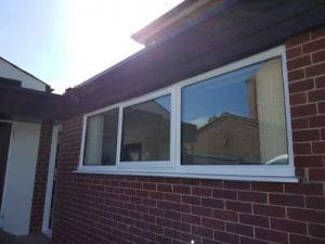 uPVC Spraying Heanor Derbyshire - After