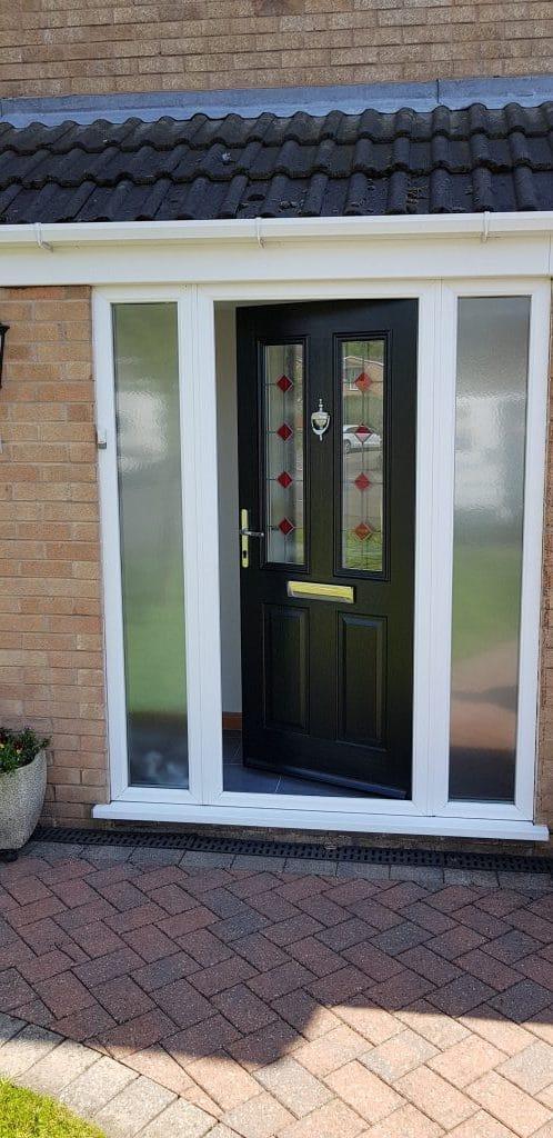 best service 5ee3f 25d7a Composite Door Spraying | Patio Doors, French Doors ...