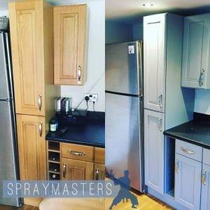Kitchen Spraying Nottingham