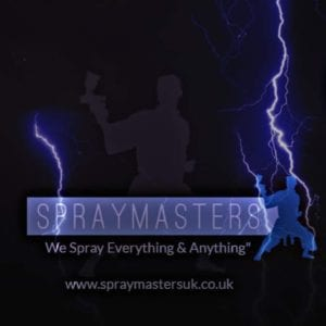 upvc spraying ripley derbyshire