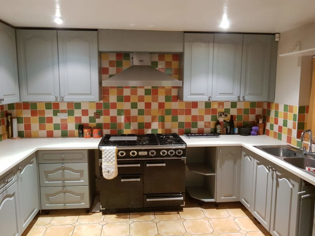 What Is Kitchen Spraying All About Spraymasters Uk Spraymasters Uk