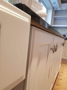 Kitchen Cabinet Spraying Chesterfield