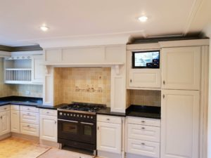 Kitchen Spraying Nottingham