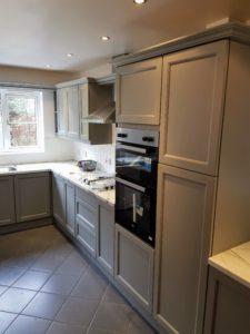 Kitchen Spraying willngton derbyshire