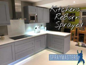 Kitchen Resprays Nottingham