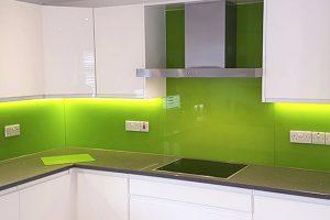 kitchen designs glass splash backs