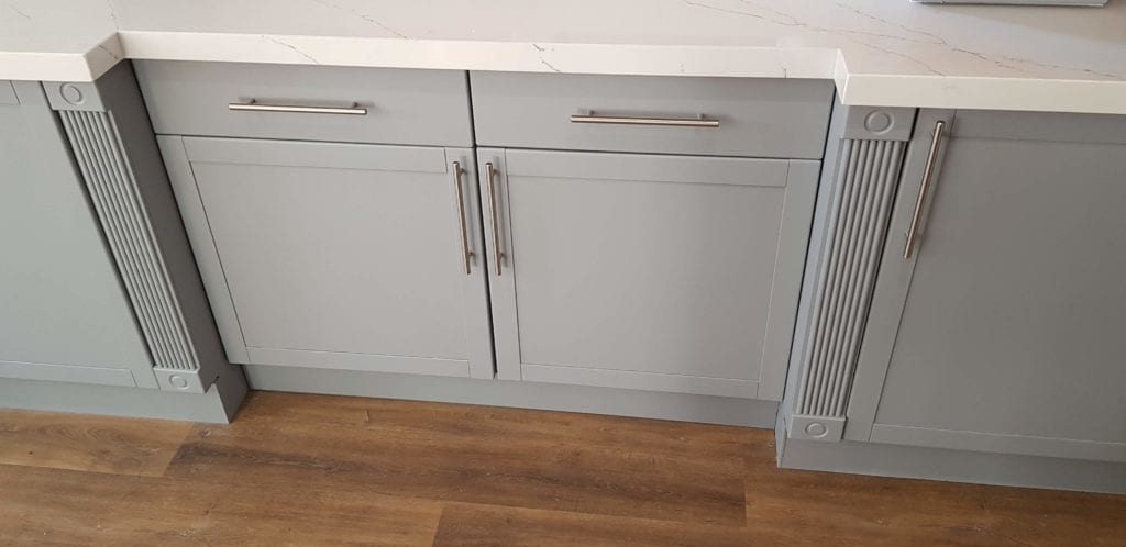 Spraying Kitchen Cabinets | Professional Spray Painting ...