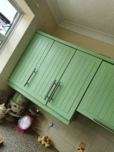 Kitchen Respray Heanor