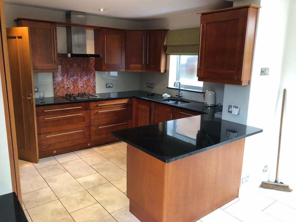 Kitchen Resprays Long Eaton