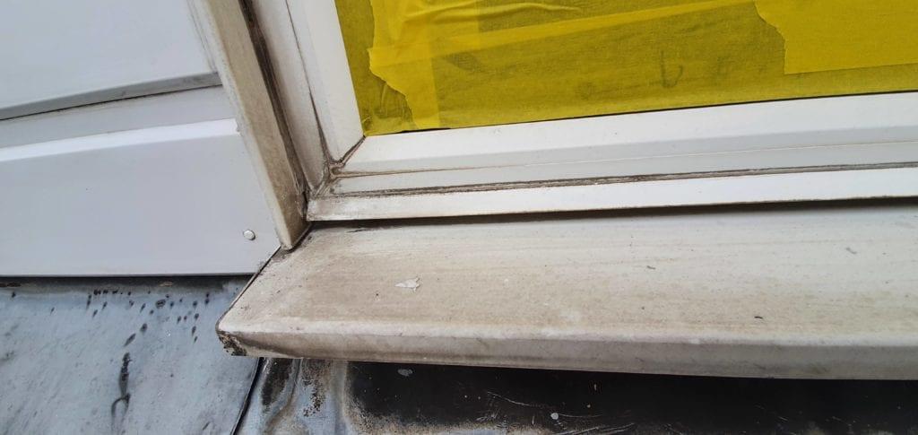 uPVC Window Spraying Alfreton